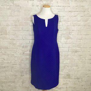 Worthington   Royal Blue Midi Dress